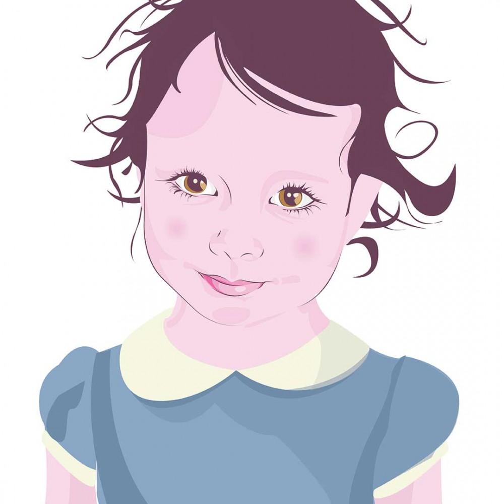Illustrative Art – Hannah