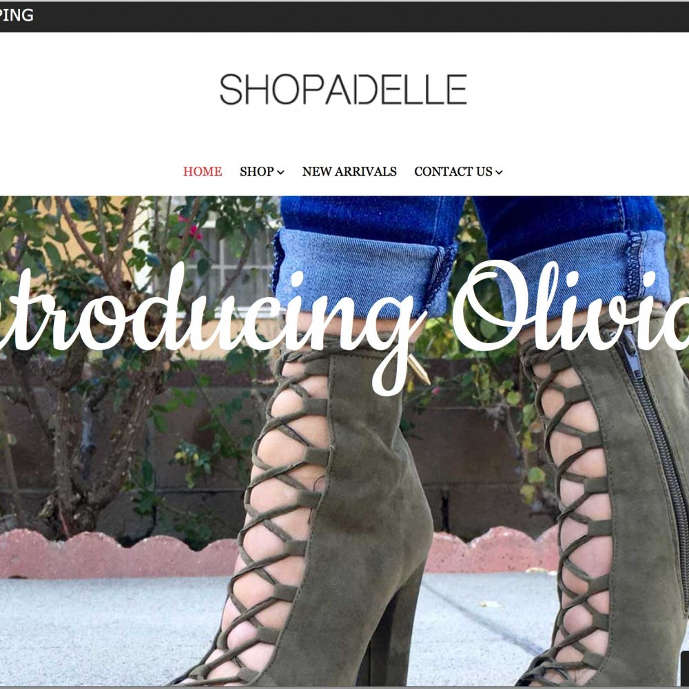 Shopadelle Shoes